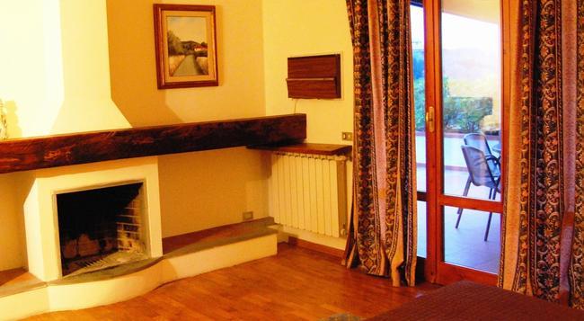 Poggio Del Golf Residence & Club - 피렌체 - 침실