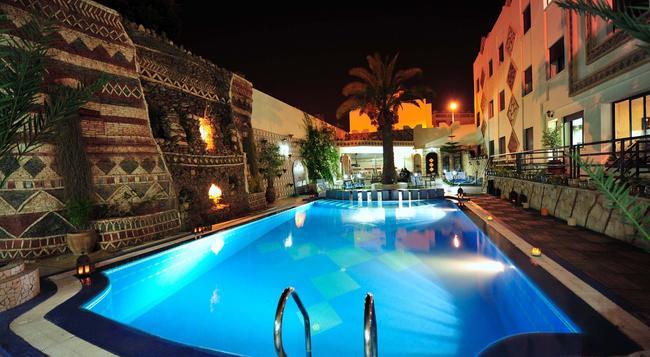 Atlantic Hotel Agadir - 아가디르 - 수영장