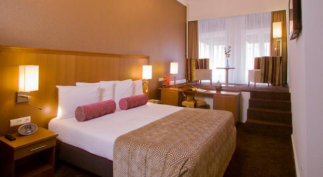 호텔 암스텔지흐트 - 암스테르담 - 침실