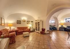 호텔 코로나 - 로마 - 로비
