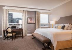 Mark Spencer Hotel - 포틀랜드 - 침실