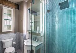 Mark Spencer Hotel - 포틀랜드 - 욕실