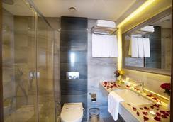 Corner Hotel Laleli - 이스탄불 - 욕실