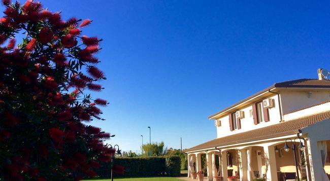 Domominore Country Hotel Alghero - 알게로 - 건물
