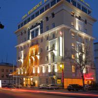 헬리오파크 레지던스 호텔 Hotel Front - Evening/Night