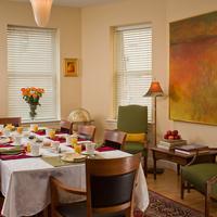 Woodley Park Guest House Breakfast Area