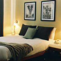 The Mimosa Hotel Guest room