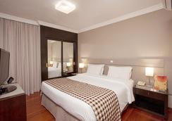 Mabu Curitiba Business - 쿠리치바 - 침실
