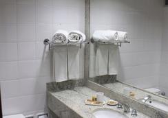 Mabu Curitiba Express - 쿠리치바 - 욕실