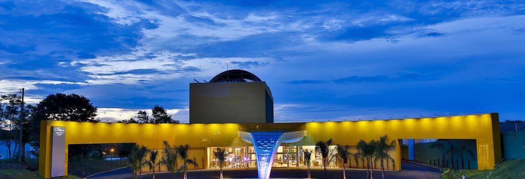 마부 인터루디움 이과수 컨벤션 - 포스두이구아수 - 건물