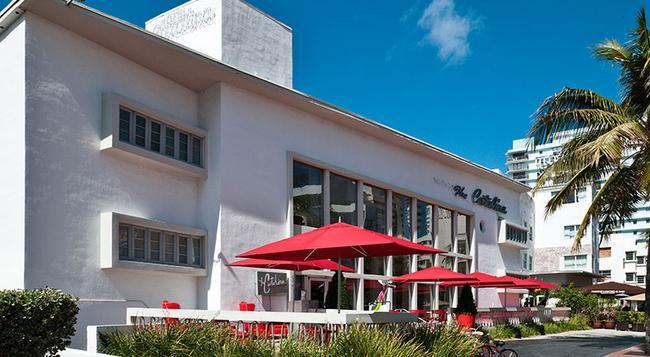 카탈리나 호텔 앤 비치 클럽 - 마이애미비치 - 건물