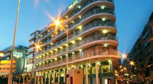 Hotel Rambla - 베니도름 - 건물