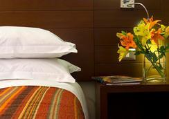 Hotel Manquehue Puerto Montt - 푸에르토몬트 - 침실