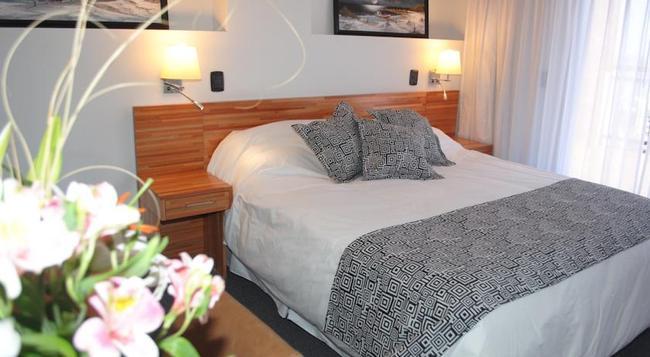 Hotel Presidente - 몬테비데오 - 침실