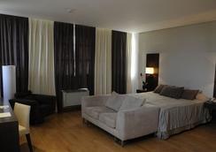 아프린 프레스티지 호텔 - Maputo - 침실