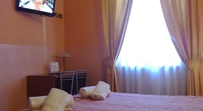 호텔 다테오 - 밀라노 - 침실