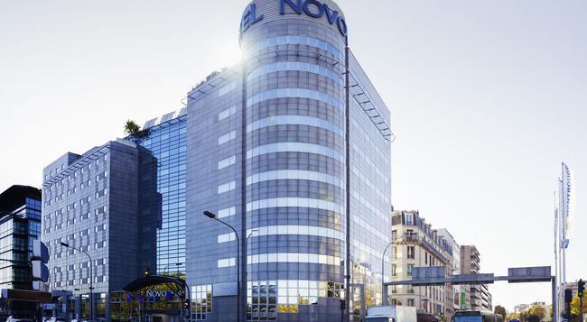 노보텔 파리 14 포르 도를랑 - 파리 - 건물