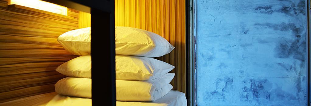 밍글 호스텔 쿠알라룸푸르 - 쿠알라룸푸르 - 침실