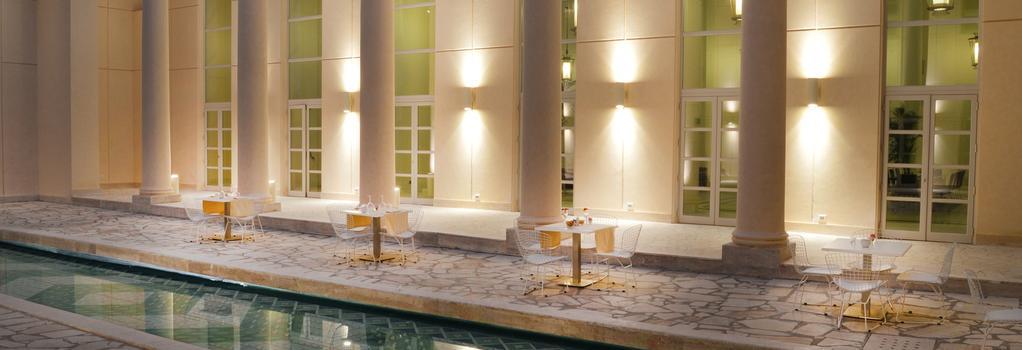 호텔 팔라쪼 에스드라 - 나폴리 - 수영장