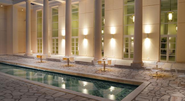 호텔 팔라쪼 에스드라 - 나폴리 - 레스토랑
