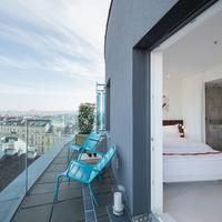 루비 마리 호텔 비엔나 Guestroom View