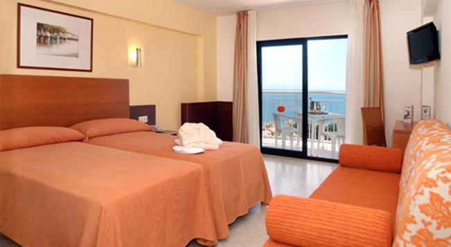 Medplaya Hotel Bali - 베날마데나 - 침실