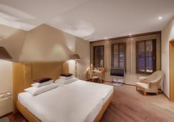 안나 호텔 - 뮌헨 - 침실