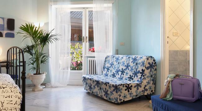 오렐리아 429 파인 타운 하우스 - 로마 - 침실
