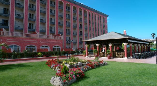 호텔 라스 아귈라스 - 푸에르토데라크루스 - 건물
