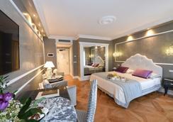 사보이아 에 욜란다 호텔 - 베네치아 - 침실