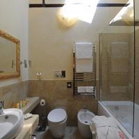 사보이아 에 욜란다 호텔 Bathroom