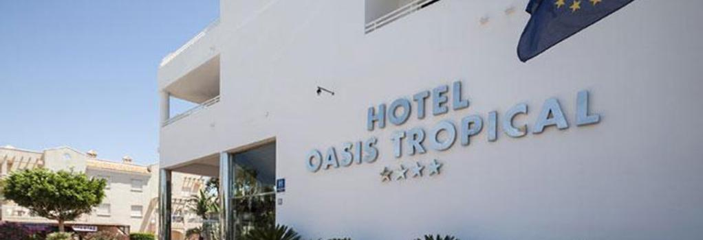 Best Oasis Tropical - Mojacar - 건물