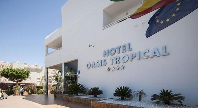 Best Oasis Tropical - Mojacar - 건물