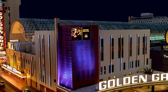 골든 게이트 호텔 앤 카지노 - 라스베이거스 - 건물