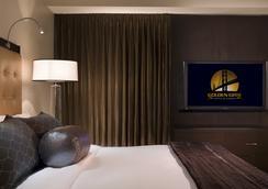 골든 게이트 호텔 앤 카지노 - 라스베이거스 - 침실