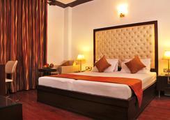 호텔 시티 인터내셔널 - 뉴델리 - 침실