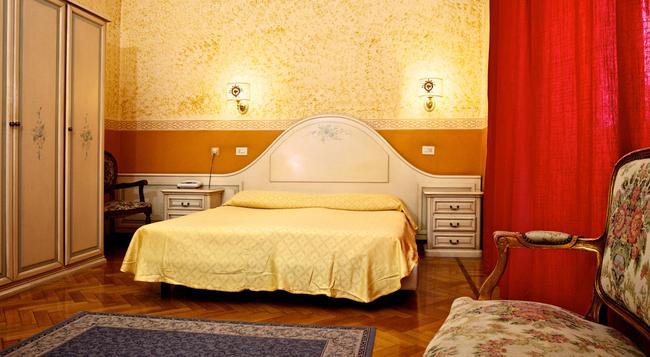 호텔 트리니타 데이 몬티 - 로마 - 침실