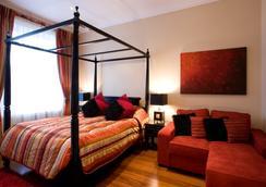 메이플라워 호텔 & 아파트먼트 - 런던 - 침실