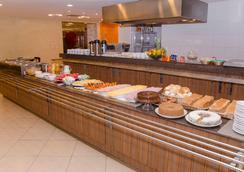 호텔 익스프레스 비에이랄베스 - 마나우스 - 레스토랑