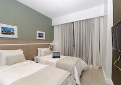 호텔 아드리아노폴리스 올 스위트 - 마나우스 - 침실