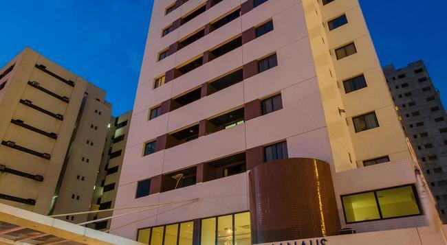 호텔 아드리아노폴리스 올 스위트 - 마나우스 - 건물