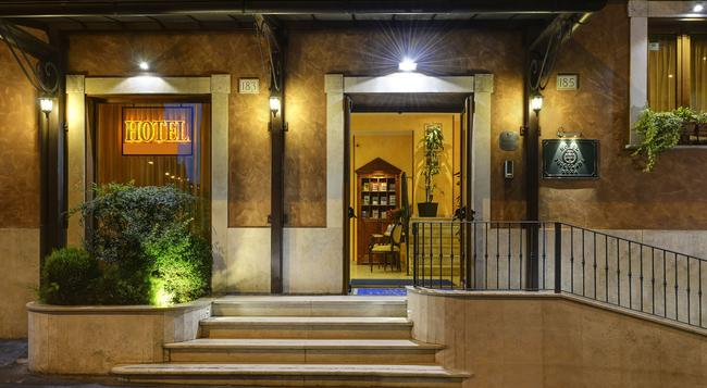 호텔 투스콜라나 - 로마 - 건물