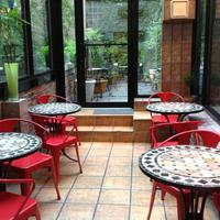 첼시 파인스 인 Breakfast Area