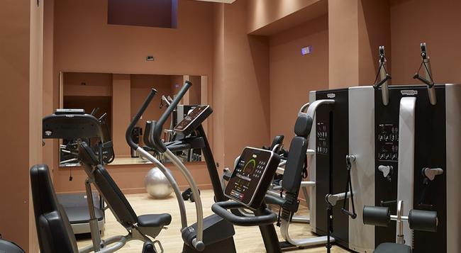 Samaria Hotel - 하니아 - 체육관