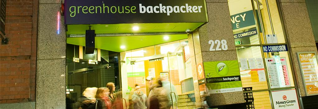 Greenhouse Backpackers Melbourne - 멜버른 - 건물