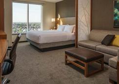 Hyatt Place Houston/Galleria - 휴스턴 - 침실