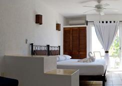 Posada Luna del Sur - 툴룸 - 침실