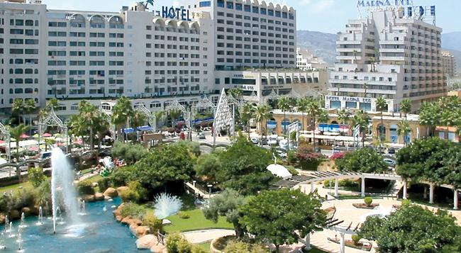 호텔 마리나 디'오르 플라야 4 - Oropesa del Mar - 건물