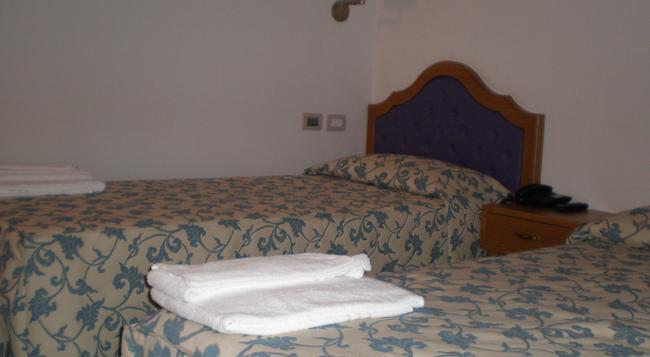 Villa Aretusi - 볼로냐 - 침실