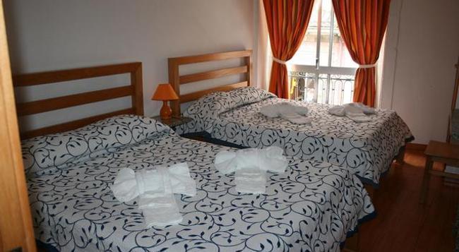 레지덴셜 플러 브라간카 - 포르투 - 침실